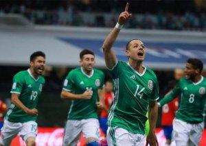 Meksika komandası DÇ-2018 çərçivəsində Almaniya yığmasını məğlub etdi