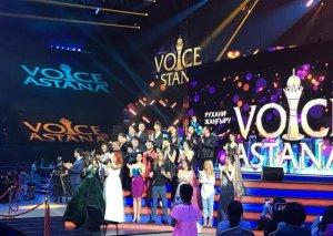 «Voice of Astana» beynəlxalq müsabiqəsində Azərbaycan təmsilçisi 3-cü yeri qazanıb