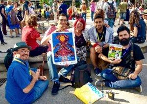 Azərbaycan ilk dəfə Fransada Beynəlxalq Animasiya Filmləri Festivalında təmsil olunub