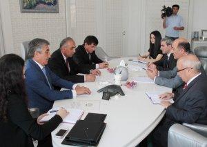 Azərbaycan ilə Tacikistan arasında mədəni əməkdaşlığın geniş perspektivləri var