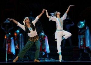 """Kreml Sarayında Fikrət Əmirovun """"Min bir gecə"""" baleti nümayiş etdiriləcək"""