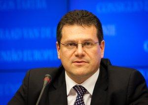 Maroş Şefçoviç: Avropa Komissiyası TAP layihəsinin reallaşdırılmasına üç ölkənin dəstəyinin davam edəcəyinə ümidvardır