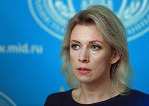 Zaxarova: ABŞ kosmosa silah çıxarmaq istəyir