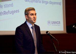 Vüsal Hüseynov: Azərbaycan digər ölkələrdən gələn qaçqınlara da yardım edir