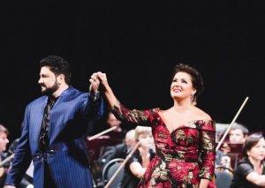 Azərbaycanın Xalq Artisti Yusif Eyvazov Berlin səhnəsində çıxış edib