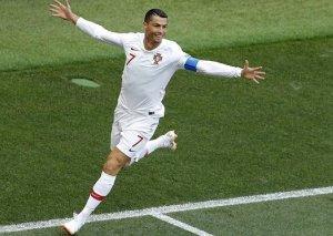 Ronaldo ən yaxşı oyunçu seçildi