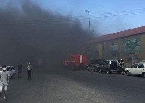 Bazarlarda malı yanan sahibkarların kompensasiya dərdi