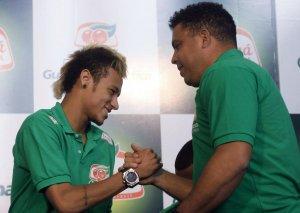 Ronaldo hər oyundan əvvəl Neymarla söhbət edir