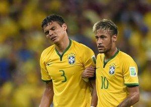 """""""Neymar məni söydü"""" – Tyaqo Silva"""