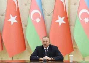 Prezident İlham Əliyev: Bu gün Türkiyə-Azərbaycan əlaqələri ən yüksək zirvədədir