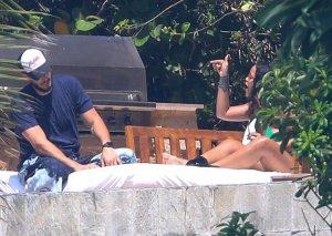 Rihanna sevgilisi ilə dalaşdı