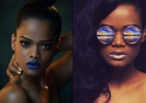 Bu da Rihannanın oxşarı -