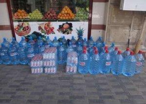"""Saxta su biznesi - milyonlar """"su kimi"""" ciblərə axır"""