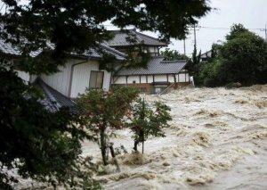XİN: Yaponiyada sel fəlakəti zamanı ölənlər arasında azərbaycanlı yoxdur