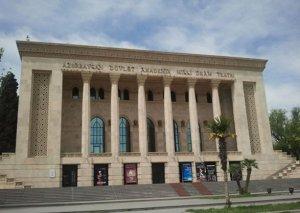 """Milli Dram Teatrı mövsümü iyulun 14-də """"Qarabağnamə"""" tamaşası ilə yekunlaşdıracaq"""