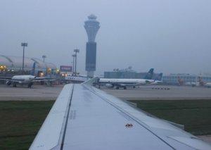 Leysan Pekin aeroportunu iflic etdi - 650 reys ləğv edildi