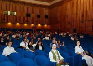 Konfrans iştirakçılarının türk mədəniyyəti ilə tanışlığı