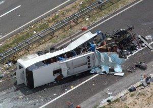 Meksikada ağır yol qəzası nəticəsində 6 adam ölüb