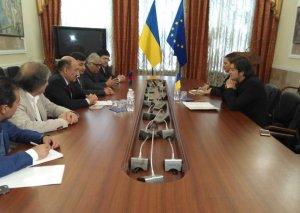Əbülfəs Qarayev: Azərbaycan Ukrayna ilə mədəniyyət sahəsində yeni layihələrin icrasında maraqlıdır