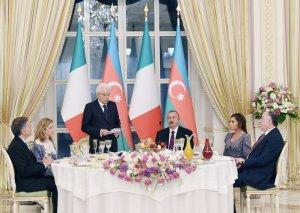 Prezident İlham Əliyev: Cənub Qaz Dəhlizi energetika sahəsində Azərbaycan-İtaliya əlaqələri üçün yeni imkanlar aça bilər