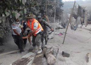 Qvatemalada vulkan püskürməsi nəticəsində ölənlərin sayı 125-ə çatıb