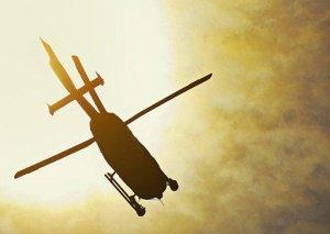 Nabranda itən 3 yaşlı uşağın axtarışlarına helikopter cəlb olundu