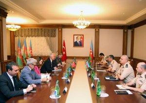 Türkiyə ilə Azərbaycan HHQ-nin döyüş imkanlarını daha da gücləndirəcək birgə layihələr hazırlayır