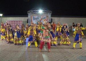 Bakıda Beynəlxalq Folklor-Rəqs Festivalının açılışı olub