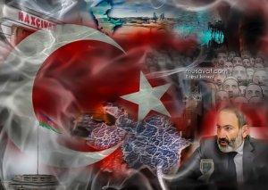 Türkiyə üzərindən İrəvana savaş mesajı: