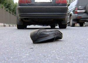 Goranboyda piyadanın ölümünə səbəb olan sürücü saxlanılıb
