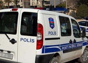 Ötən gün cinayət törədən 38 nəfər saxlanılıb