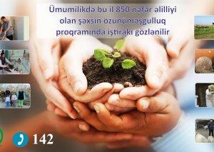 Bu il Azərbaycanda 850 əlil məşğulluq kurslarında iştirak edəcək