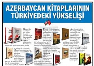 Azərbaycan kitabları Türkiyədə təbliğ edilir