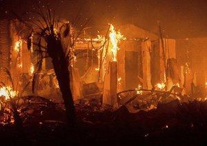Kaliforniyada da meşələr yandı - 12 min adam təxliyə olundu