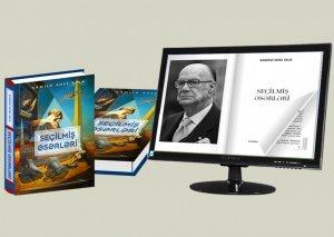 """Kamilo Xose Selanın """"Seçilmiş əsərləri"""" kitabının onlayn versiyası təqdim edilib"""