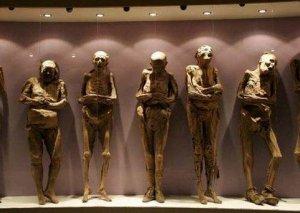 İspaniyada qeyri-adi mumiya muzeyi açılıb