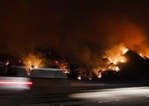 ABŞ-da meşə yanğınları 6 nəfərin ölümünə səbəb olub, 7 nəfər itkin düşüb