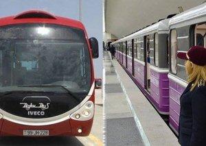 Metro və avtobuslarda gediş haqqı artırıldı - RƏSMİ