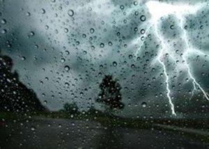 Avqustun ilk günü yağış yağacaq