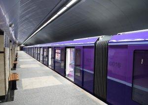 B.Məmmədov: Metroda köhnə qatarların kondisionerlə təchizatı mümkün deyil