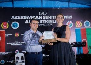 Türk Qafqaz İslam Ordusunun Azərbaycana gəlişinin 100-cü ildönümü ilə bağlı tədbir keçirilib