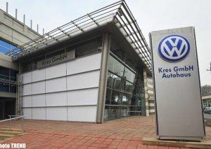 """""""Volkswagen"""" 1200-ə yaxın avtomobili geri çağırıb"""