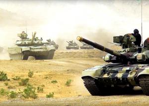 Tank bölmələri intensiv məşğələlərə başlayıb