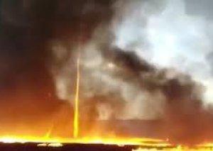 Britaniyada odlu tornado aşkarlanıb