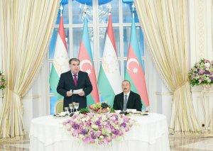 Tacikistan Prezidenti: Bakı mirvaridir, dünya səviyyəli şəhərdir