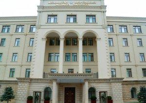 Ermənistanın təxribatı nəticəsində hərbi qulluqçumuz yaralandı