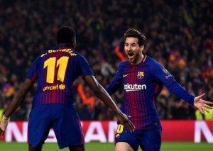 """Barselona"" ""Qamber"" kubokunu qazandı"