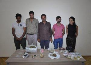 İrandan Azərbaycana narkotik qaçaqmalçılığı ilə məşğul olan mütəşəkkil dəstə tutuldu