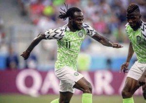 """Çelsi"" klubunun oyunçusu Nigeriya millisində karyerasını bitirdi"