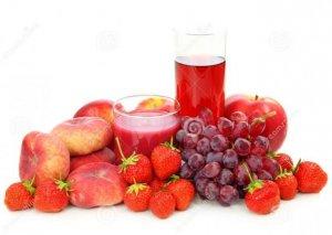 Qırmızı meyvələrin xeyri